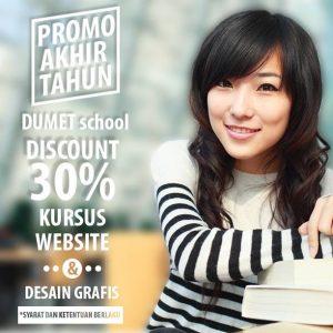 copywriting promo dumetschool