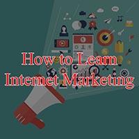 5 Tahapan Belajar Internet Marketing