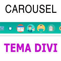 Cara Membuat Carousel Modul di Tema DIVI