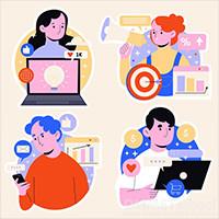 4 Profesi Menjanjikan di Bidang Digital Marketing